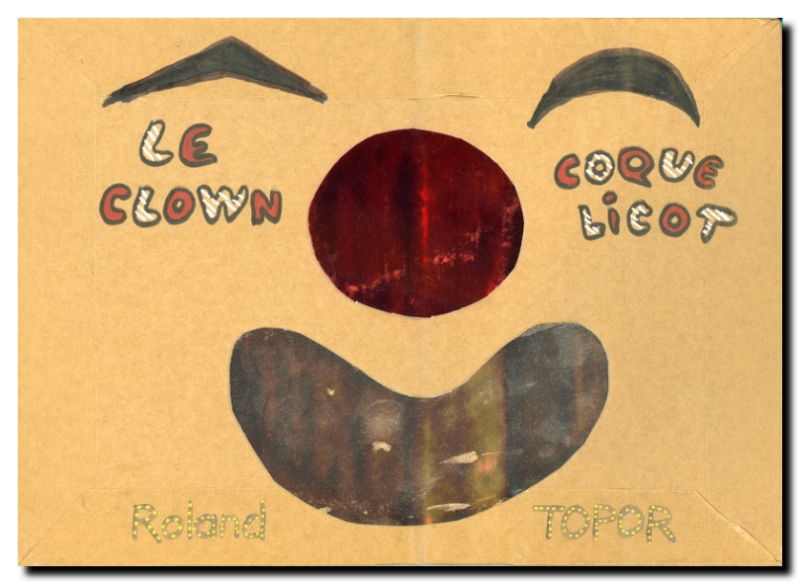 Topor-le_clown