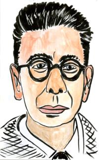 Robert Desnos, dessin de PPierre Kobel