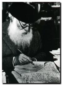 Francis Jammes vers 1937, © Association Francis Jammes