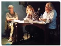 Oct 2018 Avec Thierry Chauveau et Isabelle Lévesque - © Photo P.Kobel