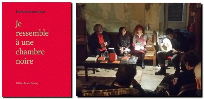 27/11/2018 - Lecture à la Guillotine, Montreuil - © Photo PPierre Kobel