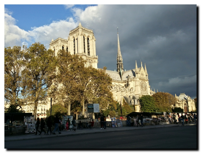 Notre Dame de Paris- Photo PPKobel