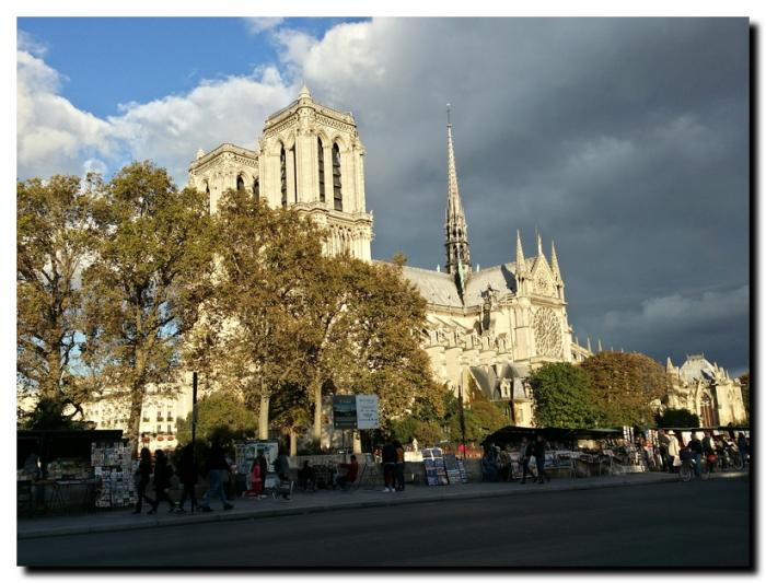 Notre Dame de Paris- Photo PPKobel